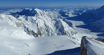 Denali 6190 m n.p.m. – najwyższy szczyt Ameryki Północnej, Alaska