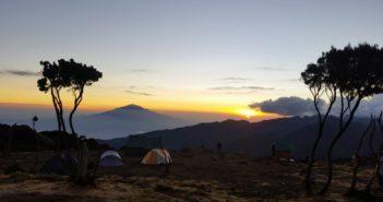 Kilimanjaro 5895 m n.p.m. – najwyższy szczyt Afryki